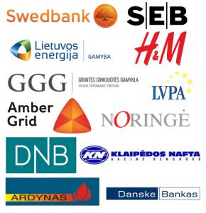 logotipai klientai